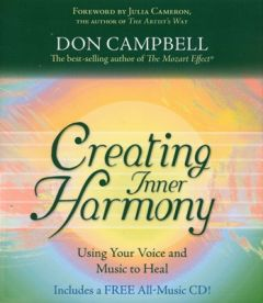Don Campbell - Creating Inner Harmony - Book