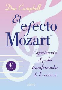 Don Campbell - El Efecto Mozart - Book