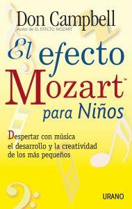 Don Campbell - El Efecto Mozart Para Ninos - Book