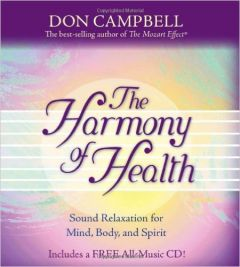 Don Campbell - The Harmony of Health - Book