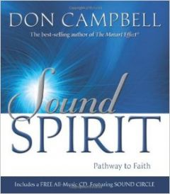 Don Campbell - Sound Spirit: Pathway to Faith - Book